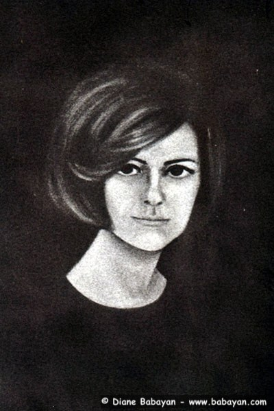 Portrait of Josette Monteverdi