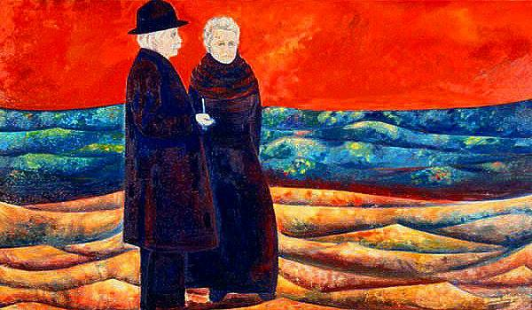 Marie Curie and Einstein